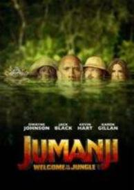 Jumanji Welcome to the Jungle HD code