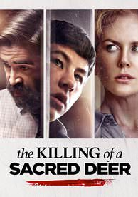 The Killing of a Sacred Deer HD Canadian iTunes code
