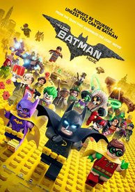 The LEGO Batman Movie HDX UV code