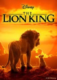 The Lion King (2019) HD Digital Code