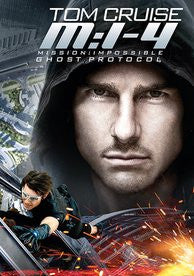 Mission Impossible: Ghost Protocol UV code