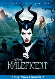 Maleficent HDX UV code