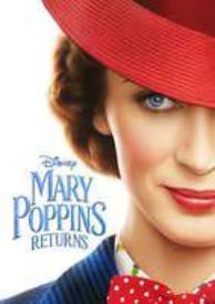 Mary Poppins Returns HD DMA code