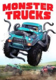 Monster Trucks HDX UV code
