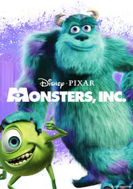 Monsters, Inc. HD Digital Code