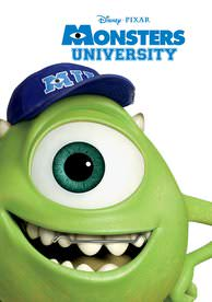 Monsters University HD Digital Code