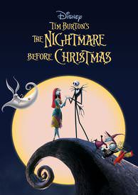 Nightmare Before Christmas HD digital movie code