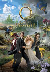 Oz the Great and Powerful HD Digital Code