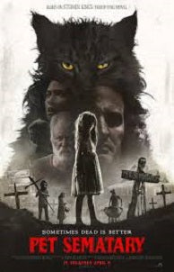 Pet Sematary (2019) HD Ultraviolet Digital Code