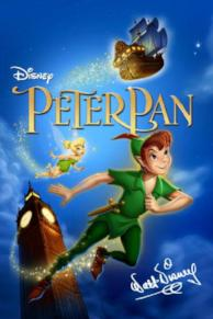 Peter Pan HD DMA code