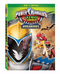 Power Rangers Dino Charge Breakout SD UV code