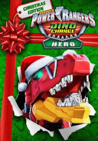 Power Rangers Dino Charge: Hero SD UV code