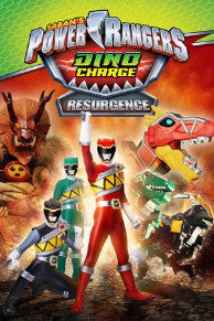 Power Rangers Dino Charge Resurgence SD UV code
