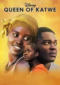 Queen of Katwe HD Canadian/US Code