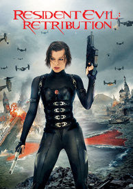 Resident Evil Retribution UV code