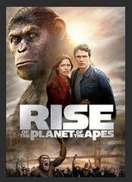 Rise of the Planet of the Apes HD Digital Code