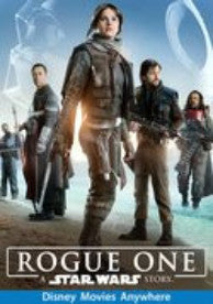 Rogue One: A Star Wars Story HD Digital Code
