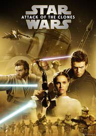 Star Wars: Attack of the Clones HD Digital Code