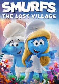 Smurfs The Lost Village HDX UV code