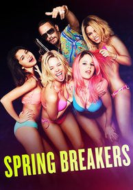 Spring Breakers UV code