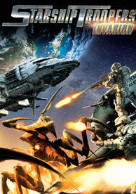 Starship Troopers: Invasion SD
