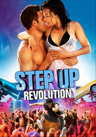 Step Up Revolution UV code