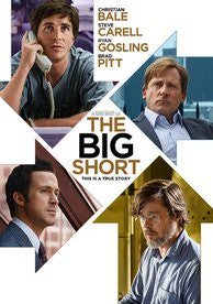 The Big Short HDX UV code