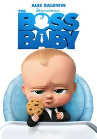 The Boss Baby HDX UV code