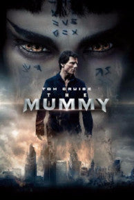 The Mummy HDX UV code