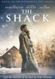 The Shack HDX UV code
