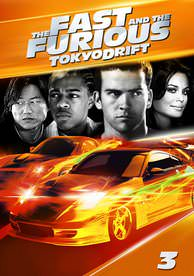 The Fast and the Furious: Tokyo Drift 4K Digital Code
