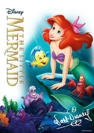 The Little Mermaid  HD Digital Code