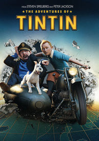 The Adventures of Tintin UV code