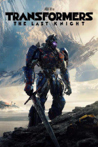 Transformers The Last Knight HD iTunes code