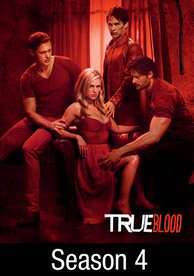 True Blood: Season 4 HD Digital Code