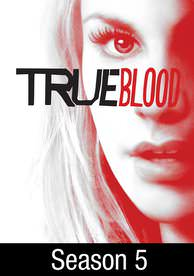True Blood: Season 5 HD iTunes code