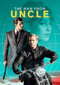 The Man From U.N.C.L.E.  HD Digital Code