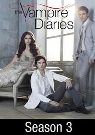 The Vampire Diaries: Season 3 HD Digital Code