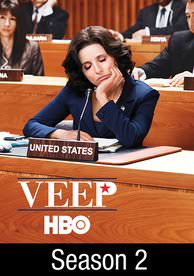 Veep: Season 2 HD Digital Code