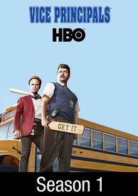 Vice Principals Season 1 HD iTunes code