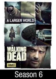 The Walking Dead Season 6 HDX UV code