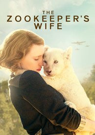 The Zookeeper's Wife HDX UV code