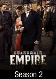 Boardwalk Empire: Season 2 HD Digital Code