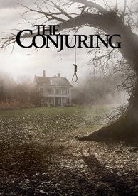The Conjuring UV code