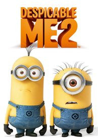 Despicable Me 2 HD iTunes code