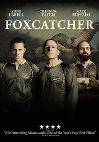 Foxcatcher UV code