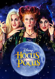 Hocus Pocus HD digital movie code