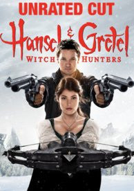 Hansel and Gretel: Witch Hunters HDX UV code