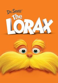 The Lorax HD iTunes code