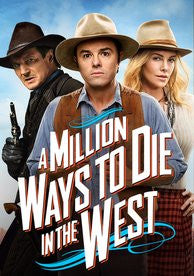 A Million Ways to Die in the West HD iTunes code